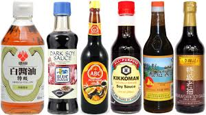 Apa Itu Light Soy Sauce Different Types Of Soy Sauce Explained