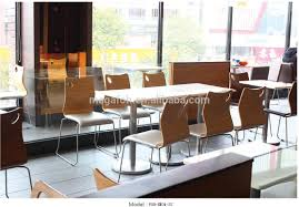 Eating Table High Quality Mexican Restaurant Furniture 4 Seaters Eating Table