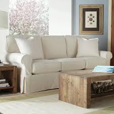 Wayfair Living Room Furniture Rowe Furniture Nantucket Slipcovered Sleeper Sofa Reviews Wayfair