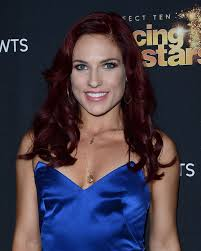 Burgess Dancing With The Stars Cast Party At Hyde Lounge In Los