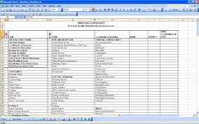 wedding spreadsheet wedding venue spreadsheet