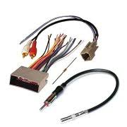 ford stereo wiring harness  at Wiring Harness Stereo 94 Honda Civic To Aftermarket