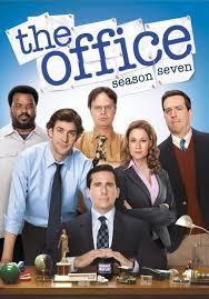 the office season seven dvd cover
