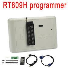 جديد المبرمجة RT809H  بتاريخ 09-06-2020
