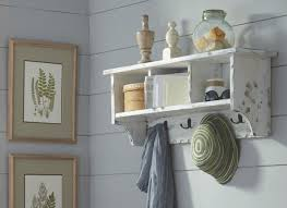 Cottage Coat Rack The Country Cottage Coat Hook With Storage Is A Practical Shelf To 69