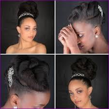 Coiffure Mariage Cheveux Afro 89946 Cheveux Crépus Spécial
