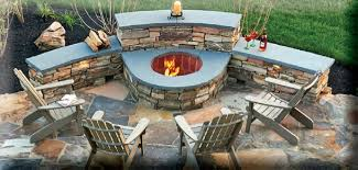 outdoor fire pit seating ideas 15 2