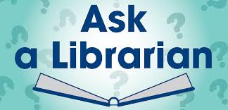 Image result for ask a librarian