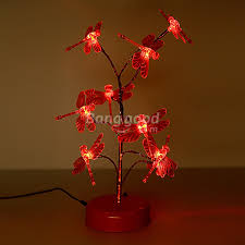 red dragonfly tree led night light home decoration diy modeling lamp us 7 28 sold out