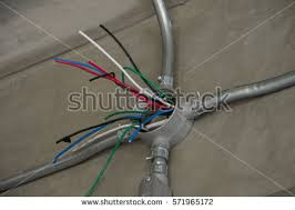electrical conduits stock images royalty images vectors electrical junction box galvanized conduit pipe connection