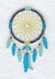 Dream Catcher Quilt Pattern Native American Feathers 100 machine embroidery designs machine 59