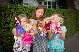 musely if you are babysitting girls dolls is always a great option