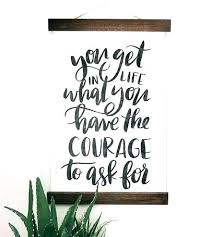 Canvas Wall Art Quotes Adorable Canvas Wall Art Quotes Chann