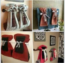 bathroom towel design ideas