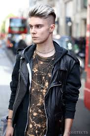 the men s biker style leather jackets is portrayed from the punk rock era the first jacket was introduced in 1928 making it the first ever double style