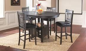 0011321 max dark ash 5 piece counter height dining set with storage 600 jpeg