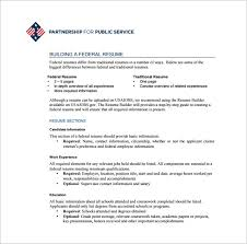 resume builder for free download free  seangarrette cofederal resume builder pdf free download