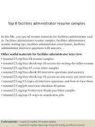 facilities administrator sample resume dietary aide resume samples facilities administrator sample resume facilities administrator sample resume