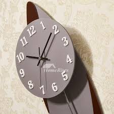 pictures show pendulum wall clock large
