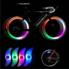 New <b>cool bike</b> light <b>Bicycle Cycling Spoke</b> Wire Tire Tyre <b>Wheel</b> LED ...