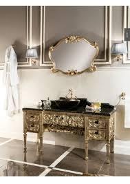Klassik Badezimmer Möbel Aus Massivem Holz Mit Marmor Oder
