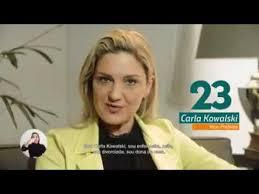Conheça Carla Kowalski... - YouTube