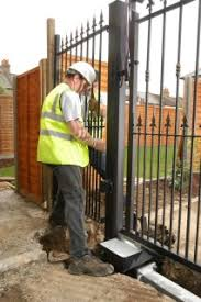 sliding gates swing gates electric gate automatic gates agd systems safety security fitting