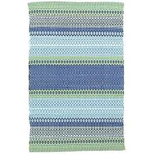 8 x 8 area rugs fiesta stripe french blue green indoor outdoor area rug 8 foot by 8 foot square area rug