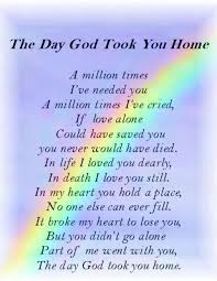 Missing Mom Poems on Pinterest | Mother Birthday Quotes, Loss Of ... via Relatably.com