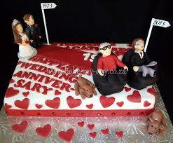 Bake My Day Anniversary Cakes Page