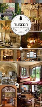 From Italy: Tuscan Living Room Ideas