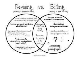 vs editing essay revising vs editing essay