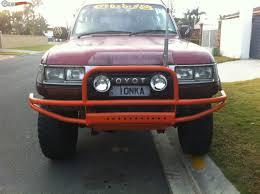1993 Toyota Landcruiser 80 Series - BoostCruising