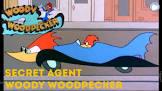 Paul J. Smith Secret Agent Woody Woodpecker Movie