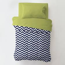solid mint toddler bedding navy and citron zig zag toddler bedding