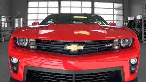 2015 Chevrolet Camaro ZL1: Review - YouTube