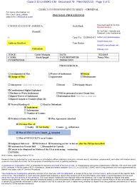 Tnt Tony Tnt Dinar Tnt Tony Court Case 2 12 Cr 20041 Update