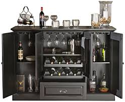Furniture Nice Bar Cabinet For Modern Middle Room Design Ideas - Home bar cabinets design