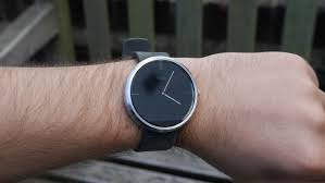moto android watch. moto 360 design android watch
