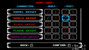 Image result for shovel knight body swap