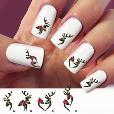 Nail Art Design With Stickers ~ Used tweezers to pick up each ...
