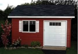 1 Why Should I Install A Sectional Door On My Shed Barn Or Small Garage