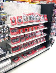 auto parts shelving and displays gallery please