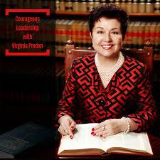 Courageous Leadership with Virginia Prodan