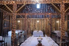 Reception Table Set Up Wedding Reception Long Table Set Up Pegasus Barn Black