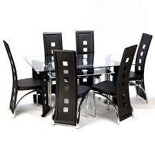 splendid marvelous 6 seater dining table and chairs exquisite design seat set winsome gl tables furnitureinfashion