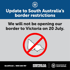 Border status due to the recent nsw outbreak, states/territories have introduced restrictions to those travelling from nsw. Sa Health On Twitter The Health Of South Australians Is The Number One Priority And Due To This Sa Will No Longer Open The Border To Vic On July 20 The Transition