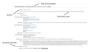 bibliography in chicago style how to cite a thesis dissertation in chicago turabian easybib blog