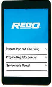The Rego App Is A Convenient Way To Carry The Tools Youve