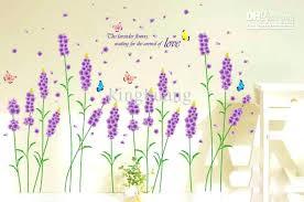 lavender wall art creative idea lavender wall art decoration ideas arts canvas print bouquet removable stickers lavender wall art